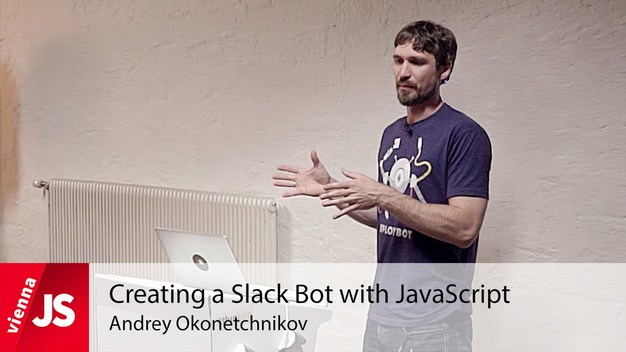how to make a bot with javascript