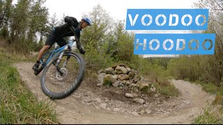 Hitting the trails on the Voodoo Hoodoo