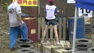 Anna@HKSHOOTERS TPSA 2012年LEVEL II 氣槍國際實用射擊邀請賽(Lady Champion)