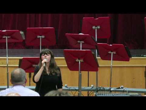 """""""For All We Know"""" - Autumn Fowler - SMV Vocal Jazz Camp"""