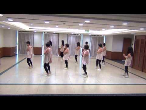 Sha Sha De Ai 傻傻的愛 - Line Dance