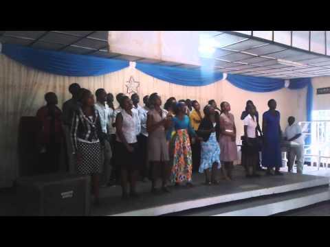 Power Of Prayer Church_ Kigali Rwanda Sunday 02-02-2014 Service.
