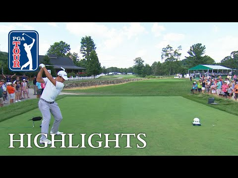 Xander Schauffele extended highlights | Round 4 | The Greenbrier