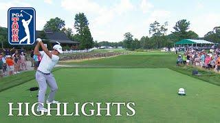 Xander Schauffele extended highlights | Round 4 | The Greenbrier