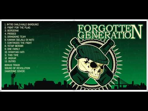 Forgotten Generation - Self Titled Album (Official)