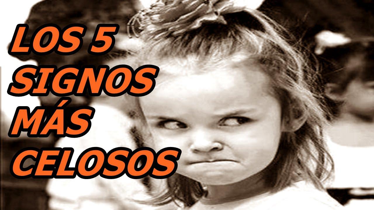 Los 5 signos del zodiaco m s celosos youtube - Signos del zodiaco en orden ...