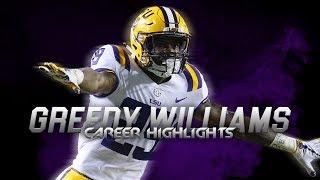 Best CB in the 2019 NFL Draft - Greedy Williams LSU Highlights