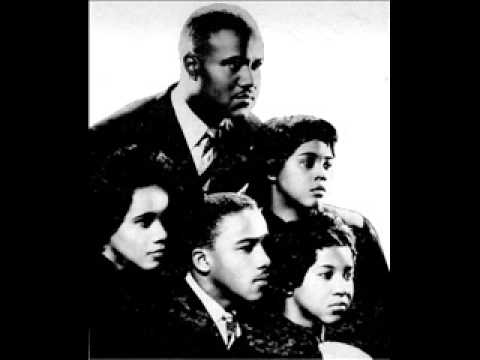 Staple Singers -- Gospel Songs from Their First LP Album 1959