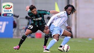 Sassuolo - Lazio 0-3 - Highlights - Giornata 25 - Serie A TIM 2014/15