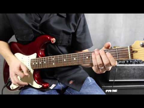 BB King & Eric Clapton - Riding With The King Lesson - Tutorial - How To Play