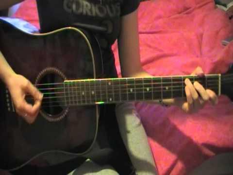 Demi Lovato - Skyscraper - Guitar Cover - YouTube