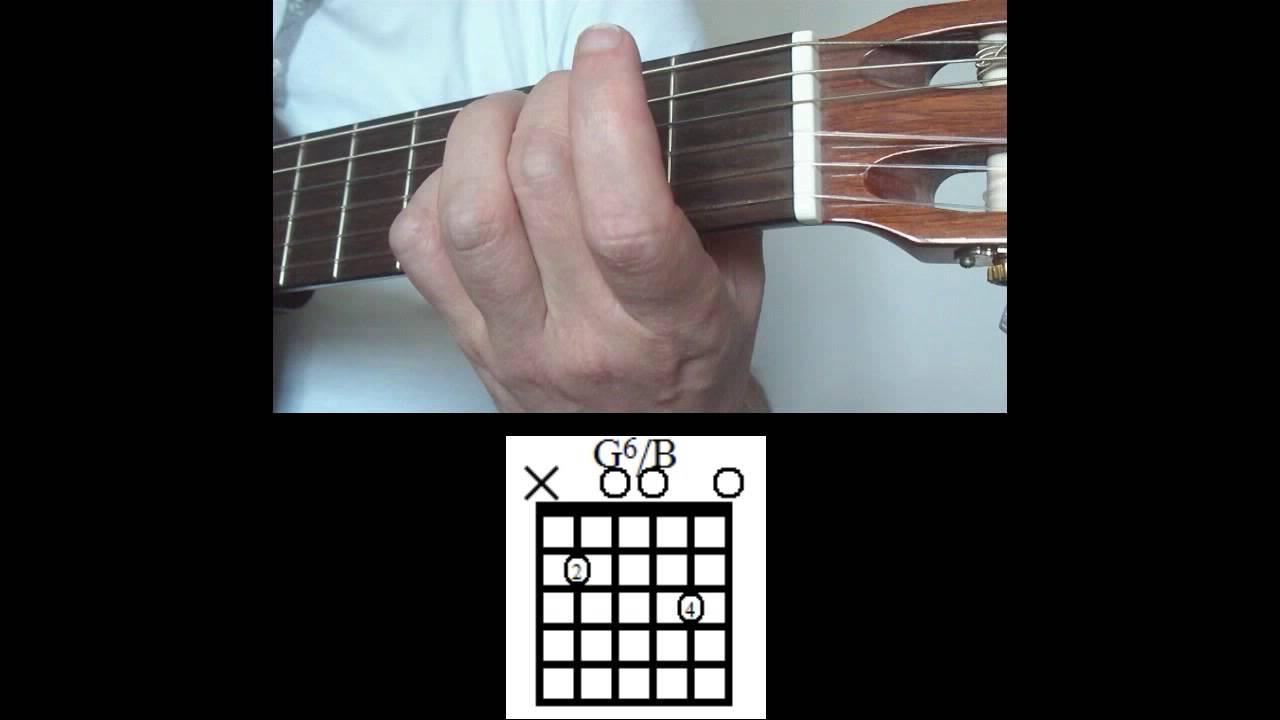 Sws Guitar Beginner Week 7 G6b Youtube
