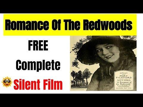 Random Movie Pick - Free Silent Film: Romance of The Redwoods - The California Gold Rush YouTube Trailer