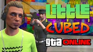 Little And Cubed: Terminator Hunt (GTA Online)