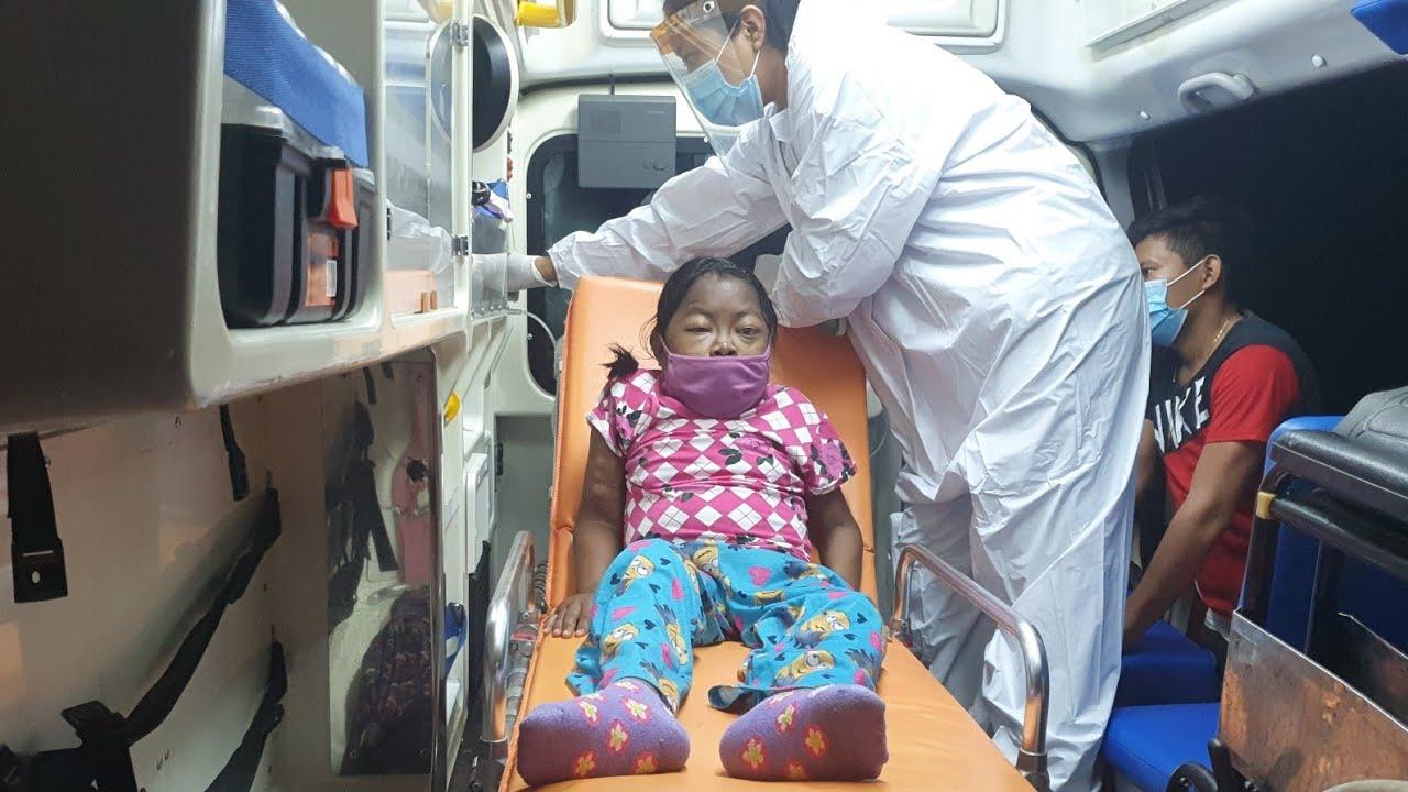 Primero Dios Te Vas A Recuperar| Gracias A Dios Fue Ingresada Al Hospital San Juan De Dios