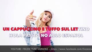 Baby K - Da zero a cento - Karaoke con testo