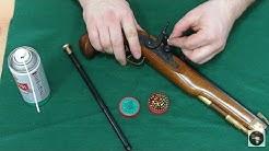 Waffen Sammlung #12| Vorderlader Mit Luftgewehr Munition schießen einfach und schnell,