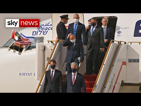 First Flight From Israel To UAE In Wake Of US-brokered 'peace' Deal