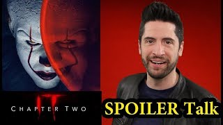 IT: Chapter 2 - SPOILER Talk