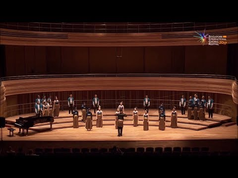 PSMT UNDIP - Piso Surit (Bagus S. Paradhika) | 4th Singapore International Choral Festival 2017
