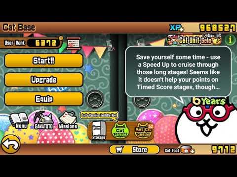Battle Cats Energy Glitch 9 9 Youtube