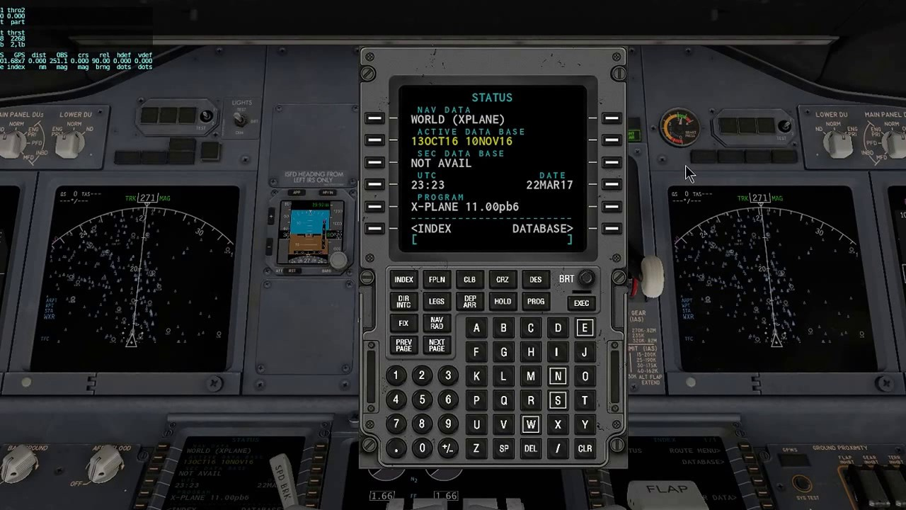 X Plane 11 Discontinuity Error