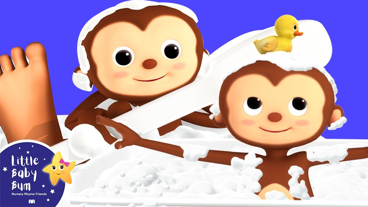 Bath Song   Part 1   Little Baby Bum   Nursery Rhymes for Babies   Videos for Kids