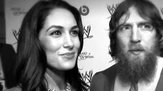 daniel bryan brie bella interview on summerslam total divas and john cena