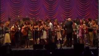 Darkness On The Face Of The Earth, Nashville Blues, Stay All Night - Berklee American Roots Ensemble