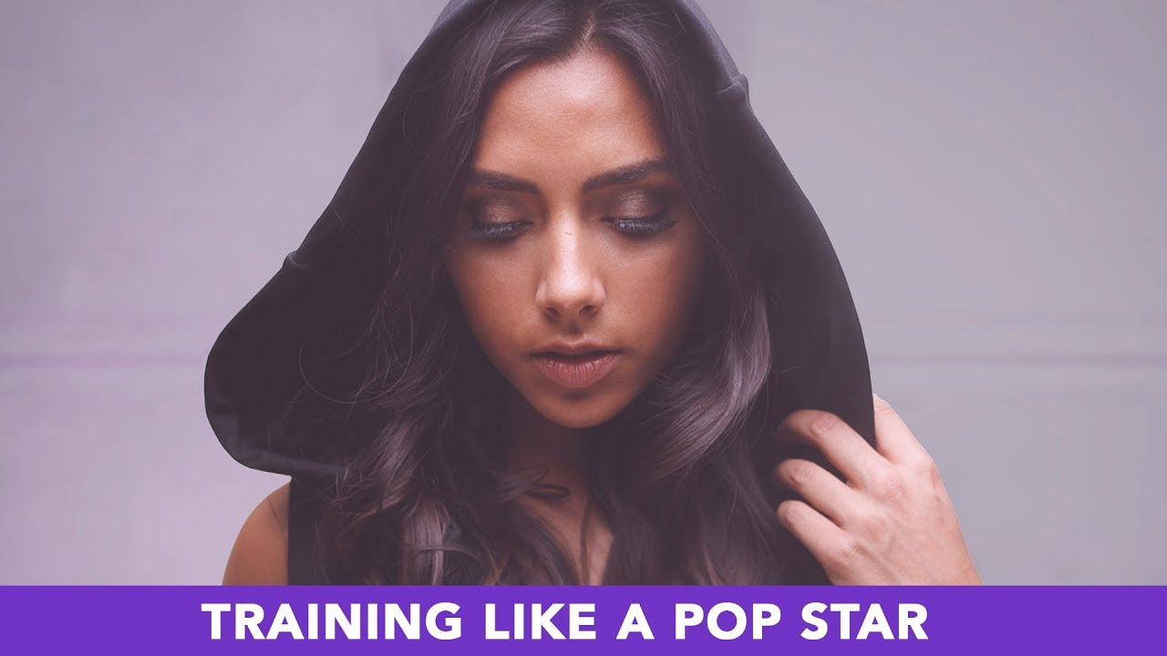 I Trained Like A Pop Star For 60 Days