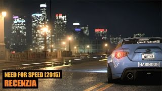 Need for Speed (2015) - recenzja (wideo review) - OnlyGamesPL - test