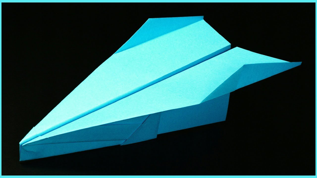 How to make a paper airplane best origami paper planes paper how to make a paper airplane best origami paper planes paper airplanes that fly far fenix youtube malvernweather Images