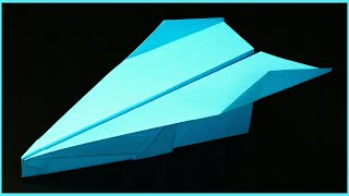 Paper Planes - How To Make A Paper Airplane That Flies Far - Origami Paper Plane Tutorial | Wraith