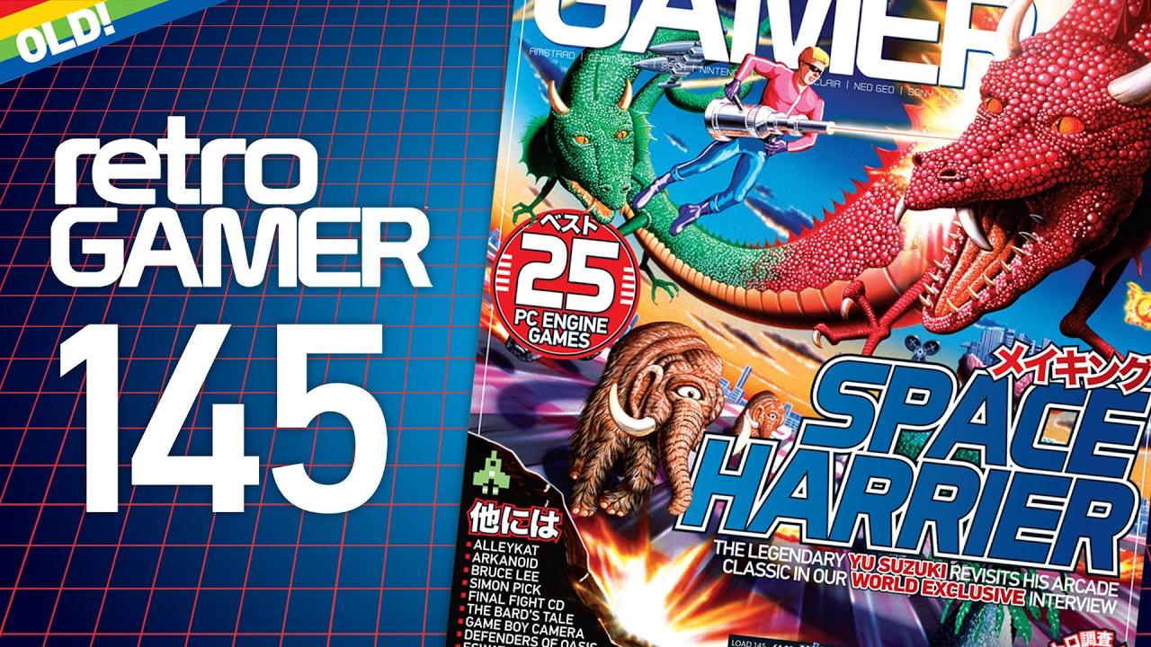 Inside Retro Gamer - Issue 145