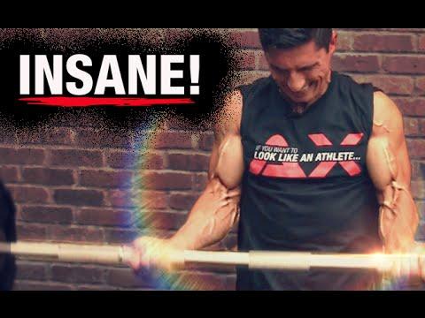 Insane Biceps Workout (CRAZIEST PUMP EVER!!)