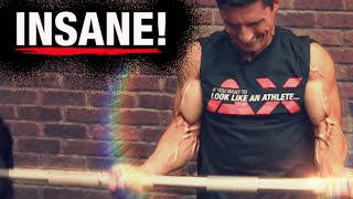 Insane Biceps Workout (CRAZIEST PUMP EVER!!)