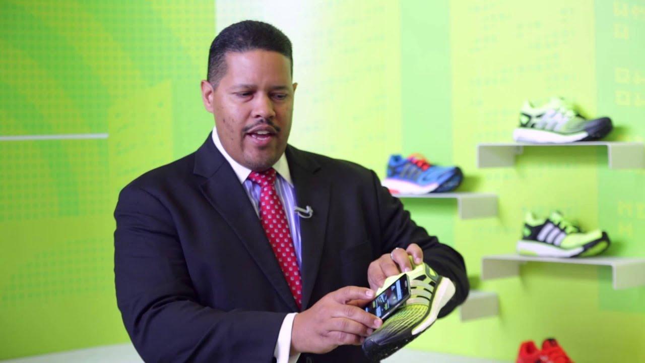 Adidas utilizará NFC en sus zapatillas deportivas para