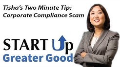 2-Minute Tip: Corporate Compliance Scam