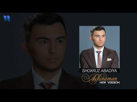 SHOXRUZ ABADIYA ACHINAMAN MP3 СКАЧАТЬ БЕСПЛАТНО