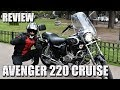 Review Bajaj Avenger 220