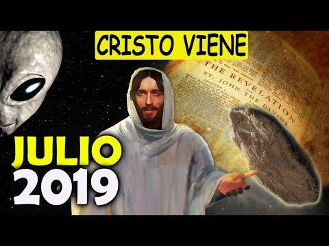 Que sucedera 20 de Julio del 2019, Cristo Viene CONFIRMADO ¿ Tienes que ver esto, Fin del Mundo ESA
