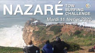 Nazaré Tow Surfing challenge 2020