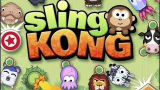 The Oldest Game On My iPad | Sling Kong