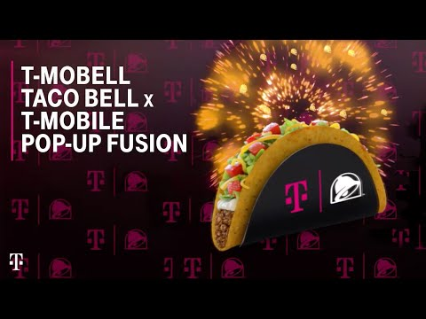 T-Mobile and Taco Bell are opening combination stores called T-MoBell. No, we're not joking.