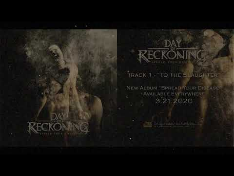 """Day of Reckoning / Rusty Cooley - To The Slaughter """"Official Audio"""""""