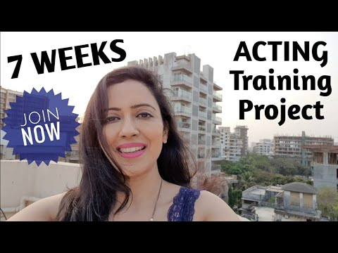 Intro to 7 Weeks Beginner's Actor Training Program