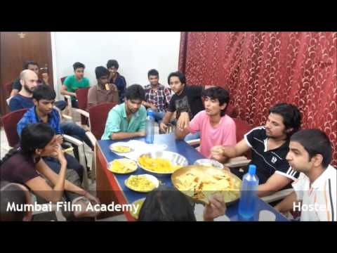 Mumbai Film Academy total film study courses with Hostel Facility for National Students