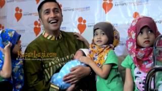Irfan Hakim Beranikan Diri Temani Istri Operasi Caesar