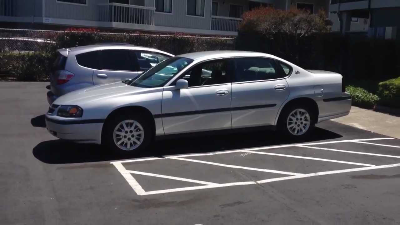 Impala 2003 chevy impala reviews : 2004 impala Base 3.4 _ Review walkthrough - YouTube