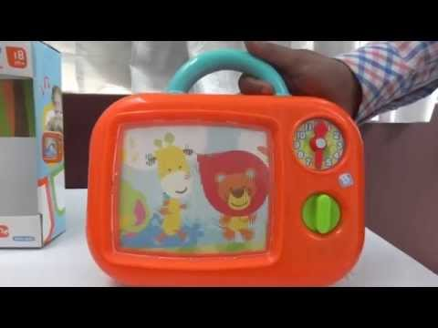 Musical toys| B Kids Musical TV - Learning Toy for Kids
